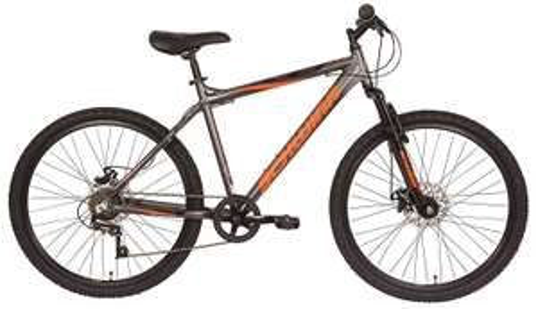 Schwinn Surge Mountain Bike - Graphite, 17