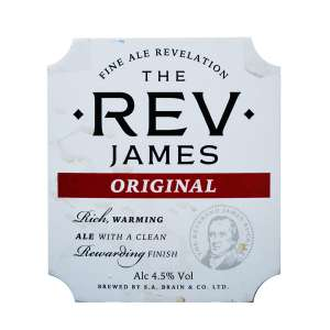 All Brains Beers 30% off at Brains Pubs during January e.g Rev James £2.28 down from £3.25