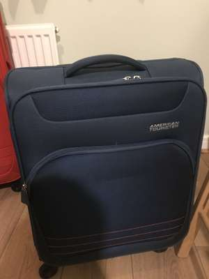 American tourister luggage from £25 @ Tesco in store Coventry
