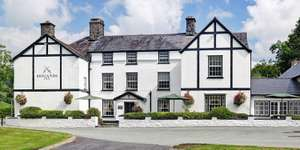 2 Night Snowdonia Break for two at the 4 star Brigands Inn with Full Welsh Breakfast £99 at Travelzoo