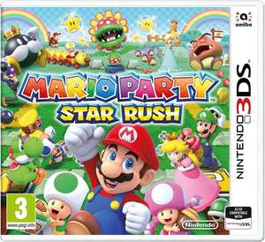 Mario Party Star Rush (3DS) £19.99 @Coolshop