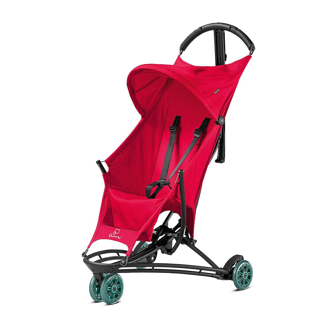 Quinny Bold Berry Yezz Stroller - £87.50 @ Dunelm