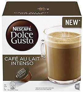 NESCAFÉ DOLCE GUSTO Various blends Coffee Pods, 16 Capsules (Pack of 3 - Total 48 Capsules) @ Amazon - £9.99 Prime / £14.48 Non