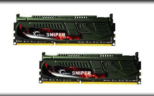 G.Skill 16GB (2x8GB) 2400MHz CL11 DDR3 Memory Kit £91.19 @ Amazon