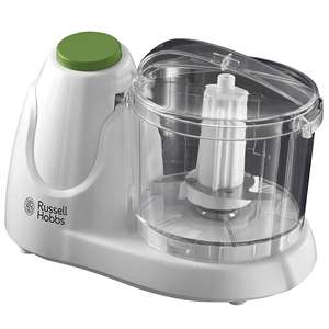 Russell Hobbs Food Collection Mini Chopper 22220 was £15 now £8 + Free C&C @ Sainsburys