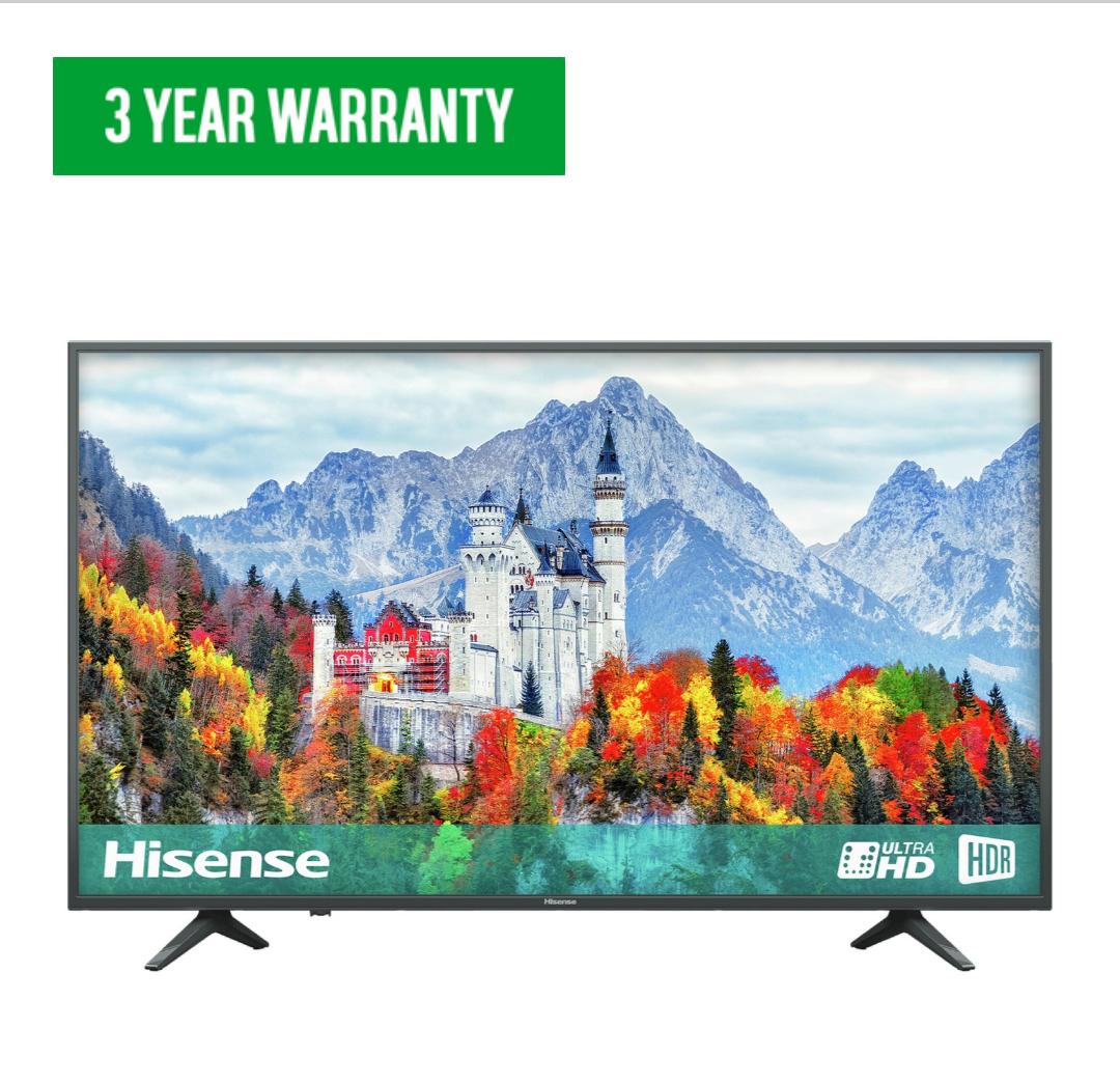 Hisense 55 Inch H55a6250uk Smart 4k Uhd Tv With Hdr At Argos 39900