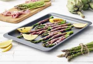 Large Oven Tray 38cm for £1 @ Wilko (+5 Years Guarantee)