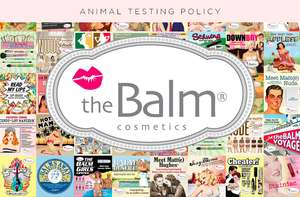 The BALM cosmetics EVERYTHING £2!!! in superdrug