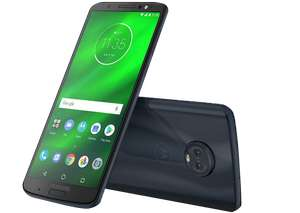 Moto G6 Plus £209.99 direct from Lenovo (limited time)
