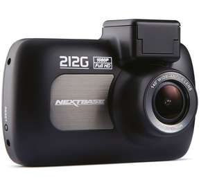 Nextbase 212G Full HD Dash Cam now £49.99 at Argos
