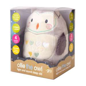 Gro Grofriend Ollie The Owl Light and Sound Sleep Aid - Was £34.99 now £8.75 at Boots Instore