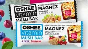 Oshee Muesli Bars only 19p at Poundstretcher​.