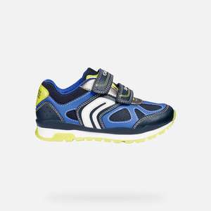 Geox LOW TOP  JR PAVEL  Boys Shoes - £21.25 @ Geox