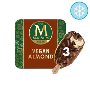 Magnum Vegan Almond Ice Cream 270ML £2.00 at Tesco
