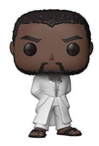Funko POP Bobble: Marvel: Black Panther: T'Challa Robe (White) £4.97 + £4.49 delivery (Non Prime) @ Amazon