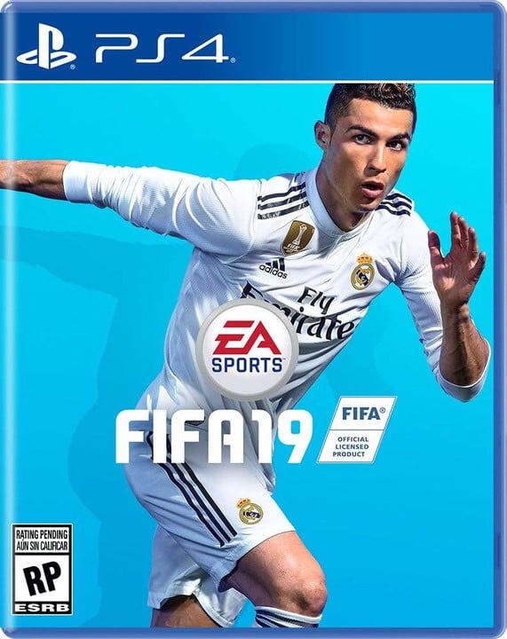 FIFA 19 PS4 £23.40 from PlayStation PSN US Store