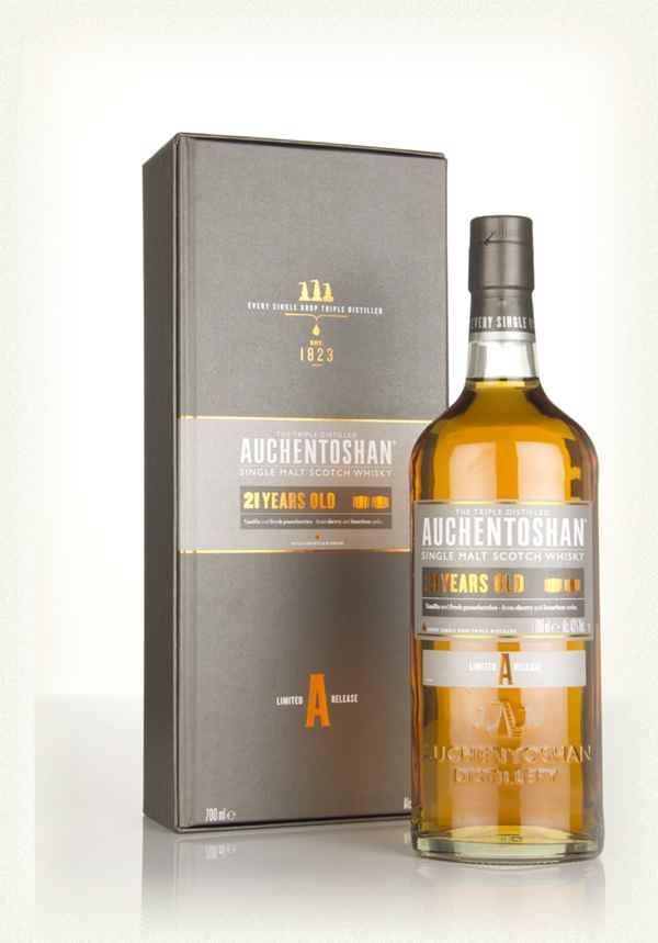 Auchentoshan 21 year old £99.90 @ Master of Malt