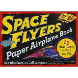 Space Flyers  - Paper Airplane Book @ The Works for £2 (free C&C)