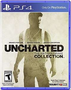 Uncharted: The Nathan Drake Collection £3.88 from PlayStation PSN Indonesia Store