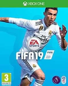 FIFA 19 Xbox One £19.75 from Xbox US Store