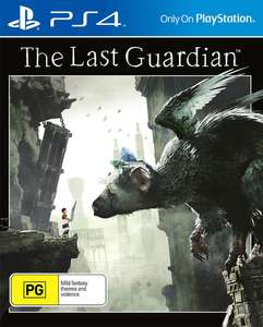 The Last Guardian PS4 £7.95 from PlayStation PSN Indonesia Store