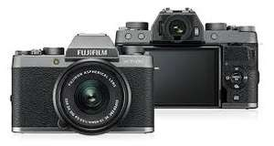 FujiFilm X-T100 £529 @ Dispatched from and sold by Camera Centre UK - Amazon