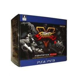 Mad Catz Street Fighter V Arcade FightStick Alpha £19.99 PS4 PS3 PC @ Go2games