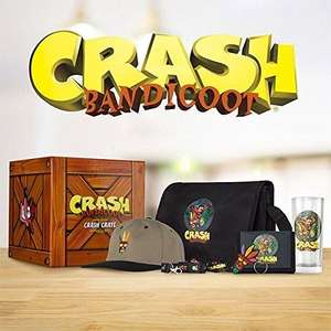 Limited Edition Crash Bandicoot Loot Crate at GO2GAMES £25.99 / Smyths £24.99 FREE C&C
