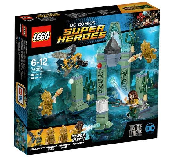 LEGO DC Comics Super Heroes Battle of Atlantis - 76085- £12.99 + Free C&C @ Argos