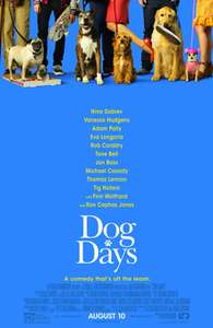 Watch the Movie Dog days (2018)ON YouTube free