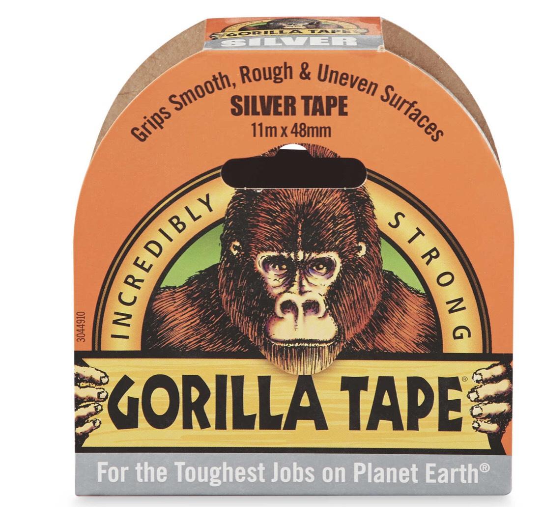 Gorilla tape £2.99 @ Aldi