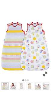 Grobag 2 Pack £19 @ Mothercare