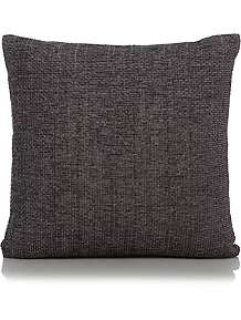 Charcoal or Ochre Colours Chenille Cushion Was £4.00 Now £3.50 / 3 for £10.00 @ George Asda free C&C