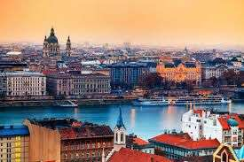 From London: Budget 2 Nights in Budapest £46.04pp @ Ebookers