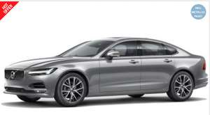 Volvo S90 S90 Saloon 2.0 T4 Momentum 4dr Geartronic  £5203 for 18 months 8k @ Central vehicle leasing