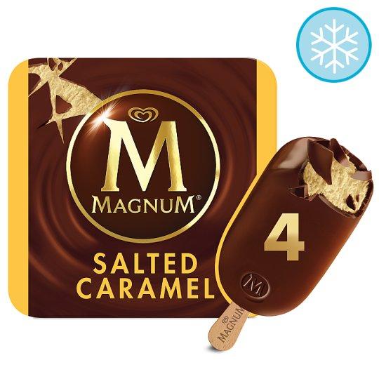 Magnum Ice Cream Sticks 4 x 100/110ml varieties £1.50 @ Tesco (from 07/01)