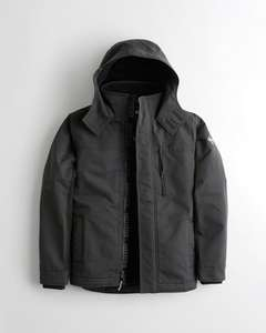 Hollister Fleece-lined Jacket reduced from £79 to £39.50 | £29.50 CLUB CALI