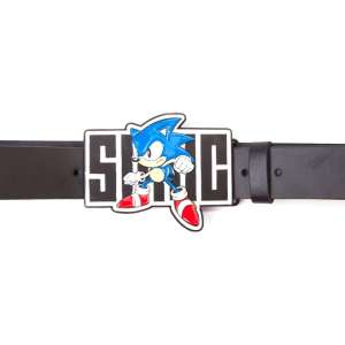 Sonic The Hedgehog Belt £12 Down To £2.50 at Sega Shop (+£2 Delivery)