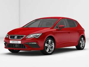 seat leon 1 5 tsi evo fr ez 5dr lease 3 years no. Black Bedroom Furniture Sets. Home Design Ideas