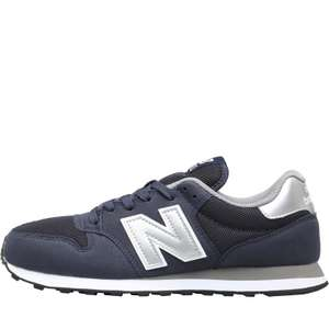 New Balance 500 Mens Trainers Navy £39.98 Delivered @ M&M Direct