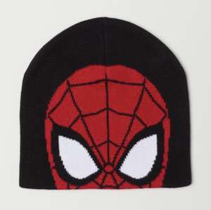 Spider-Man marvel knitted hat £3 delivered @ H&M (members)