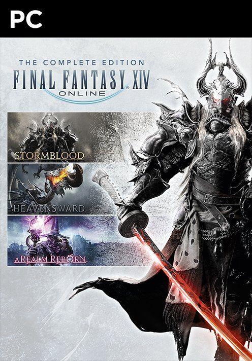 FINAL FANTASY® XIV ONLINE - COMPLETE EDITION [PC DOWNLOAD] £14.99 @ Square Enix Store