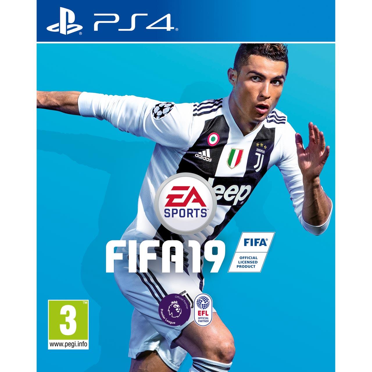BETTER THAN HALF PRICE! FIFA 19 for PS4 £28 ao.com
