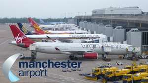 Manchester Airport 20% off parking when ringing
