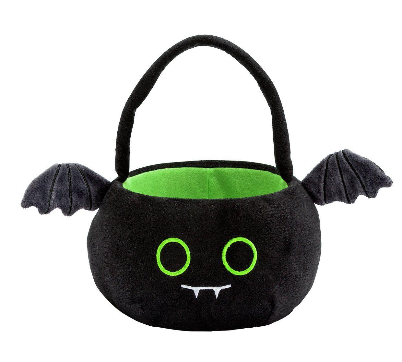 Halloween Bat Plush Basket 50p at Argos reduced from £5.00