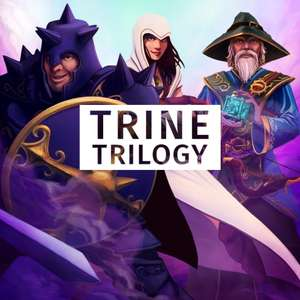 Trine Trilogy (PS4) £5.79 @ PlayStation Store