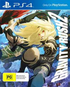 Gravity Rush 2 PS4 £13.95 @ Base.com  (Free demo available on the PlayStation store. Link in description)