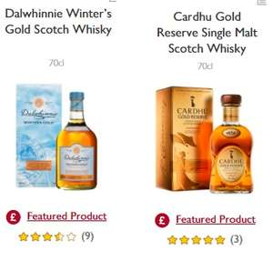 Deal at the End of Deal - Single Malt £25 at Waitrose & Partners