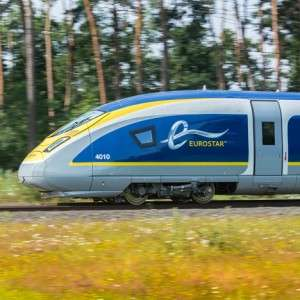 Loads of train tickets to Europe from £29 E/W @ Eurostar