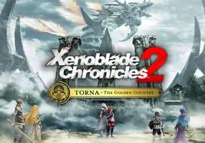 Nintendo Switch Xenoblade Chronicles 2: Torna- The Golden Country DLC at Amazon for £28.99